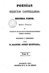 Poesias selectas castellanas, 1: 2 parte