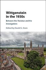 Wittgenstein in the 1930s