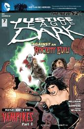 Justice League Dark (2011-) #7