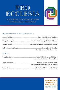 Pro Ecclesia Vol 24 N1 PDF