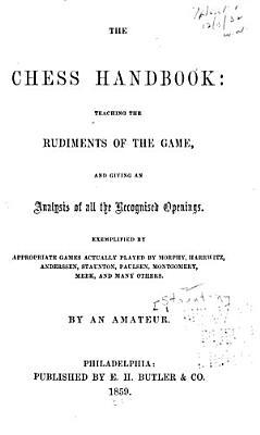 The Chess Handbook