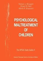 Psychological Maltreatment of Children