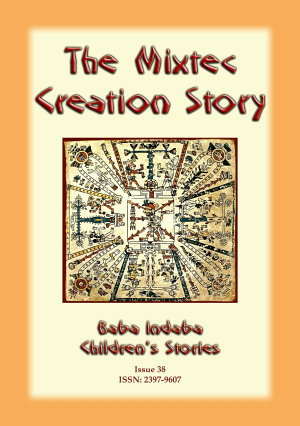 Mixtec Creation Story - Cover