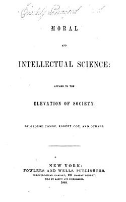 Moral and Intellectual Science PDF