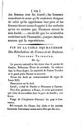 Révolutions de France et de Brabant: ouvrage périodique, Volume5