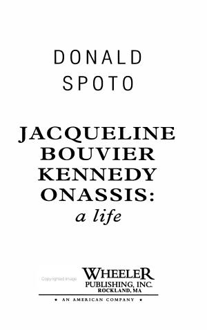 Jacqueline Bouvier Kennedy Onassis PDF