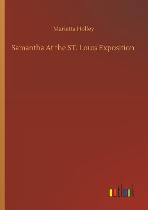 Samantha At the ST  Louis Exposition