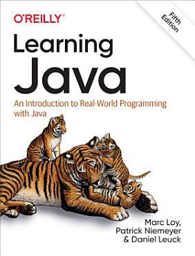 Learning Java PDF