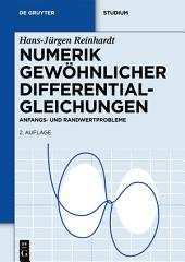 Numerik gewöhnlicher Differentialgleichungen: Anfangs- und Randwertprobleme, Ausgabe 2