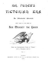 Mr  Punch s Victorian Era PDF