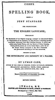 Cobb s Spelling Book
