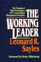 The Working Leader PDF