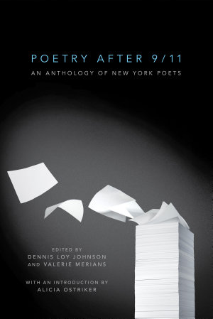 Poetry After 9 11