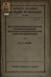 Ostwalds Klassiker der exakten Wissenschaften: Ausgabe 156