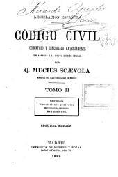 Código civil: Matrimonio. Disposiciones generales. Matrimonio canónico. Matrimonio civil, Volumen 2