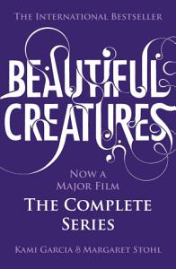 Beautiful Creatures  The Complete Series  Books 1  2  3  4  PDF