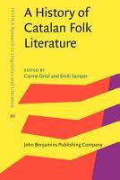 A History of Catalan Folk Literature PDF