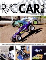 The R C Car Bible PDF