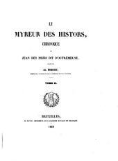 Ly myreur des histors: Volume2