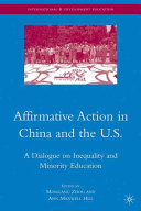 Affirmative Action in China and the U S