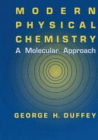 Modern Physical Chemistry PDF