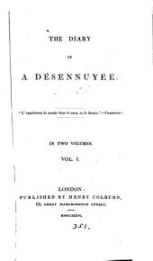 The diary of a désennuyée [by C.G.F. Gore].