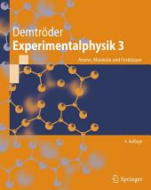 Experimentalphysik 3: Atome, Moleküle und Festkörper, Ausgabe 4