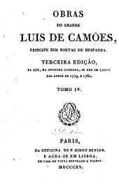 Obras do grande Luis de Camões ...