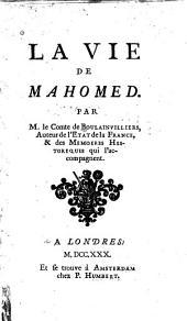 La vie de Mahomed