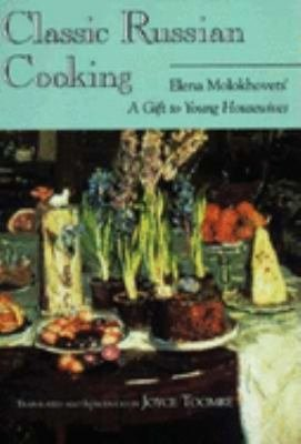 Classic Russian Cooking PDF