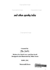 Garfield s Haunted House and Other Spooky Tales PDF