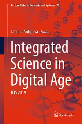 Integrated Science in Digital Age PDF