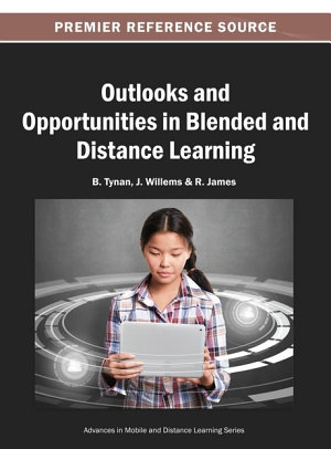 Outlooks and Opportunities in Blended and Distance Learning PDF
