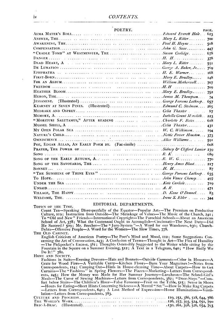 Century Illustrated Monthly Magazine ...