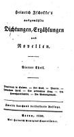 Ausgew  hlte Dichtungen  Erz  hlungen und Novellen PDF