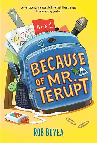 Because of Mr. Terupt Pdf Book