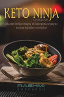 Keto Ninja Cookbook Book PDF