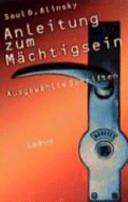 Anleitung zum M  chtigsein PDF