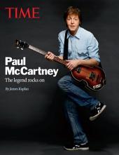 TIME Paul McCartney: The legend rocks on