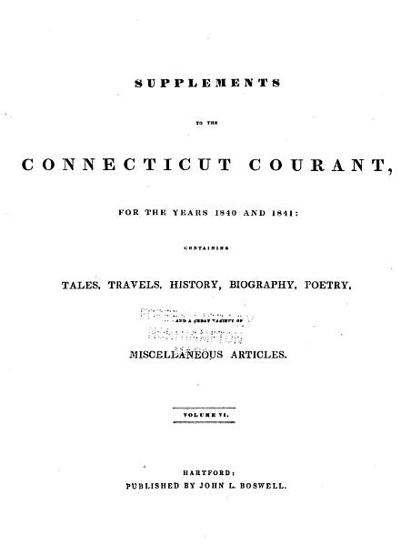 Download Supplement to the Courant Book