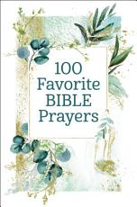 100 Favorite Bible Prayers
