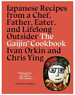 The Gaijin Cookbook Book