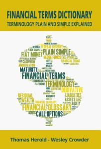 Financial Terms Dictionary PDF