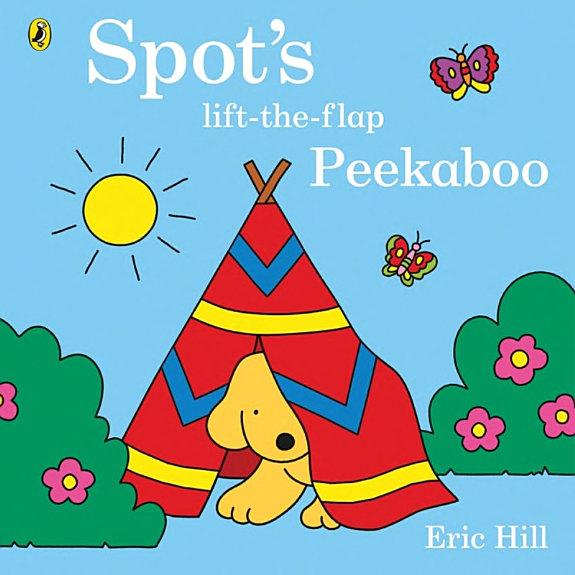 Spot's Peekaboo