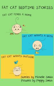 Fat Cat Bedtime Stories Book