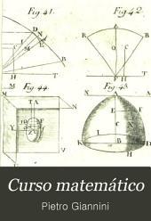 Curso matemático para la enseñanza de los caballeros cadetes del Real Colegio Militar de Artillería: Volumen 4