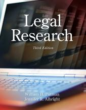 Legal Research: Edition 3