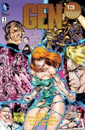 Gen 13 (1994-) #1