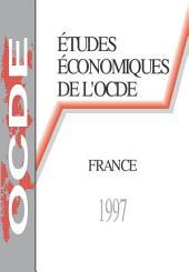 Études économiques de l'OCDE : France 1997