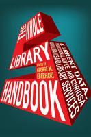 The Whole Library Handbook 5 PDF